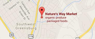 Natures Way Market Greensburg Pa